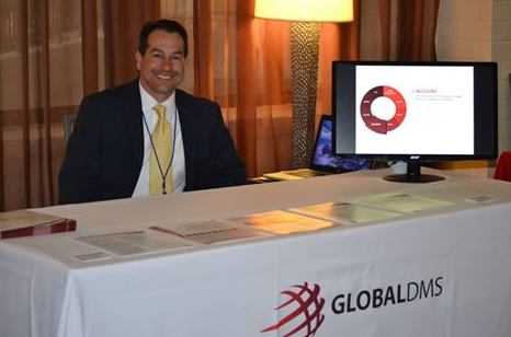 Check in with Global DMS' Chris Palermo at the NJAMB's Tri-State Wholesale Lending Fair
