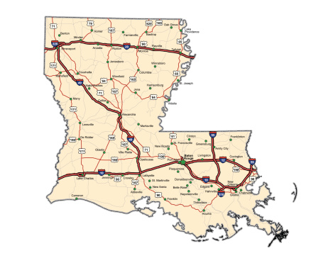 Louisiana's Amended Real Estate Appraisers Law officially became Effective on Aug 1st