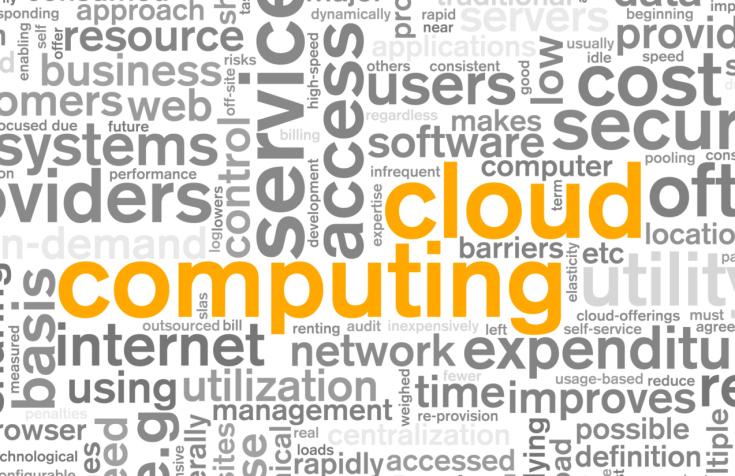 cloud computing & mortgage software