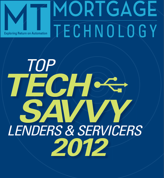 "GlobalDMS Client named a ""Top 25 Tech-Savvy Lender"" by Mortgage Technology"