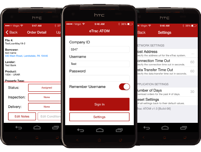 Global DMS Releases New Mobile App -- eTrac ATOM