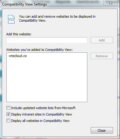 eTrac Users: If your Internet Explorer has been Upgraded to IE10, Please Follow these Steps