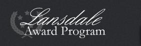 Lansdale Award Program