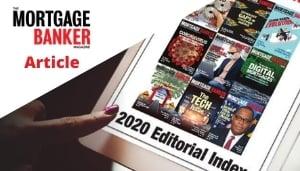 Mortgage Banker Article