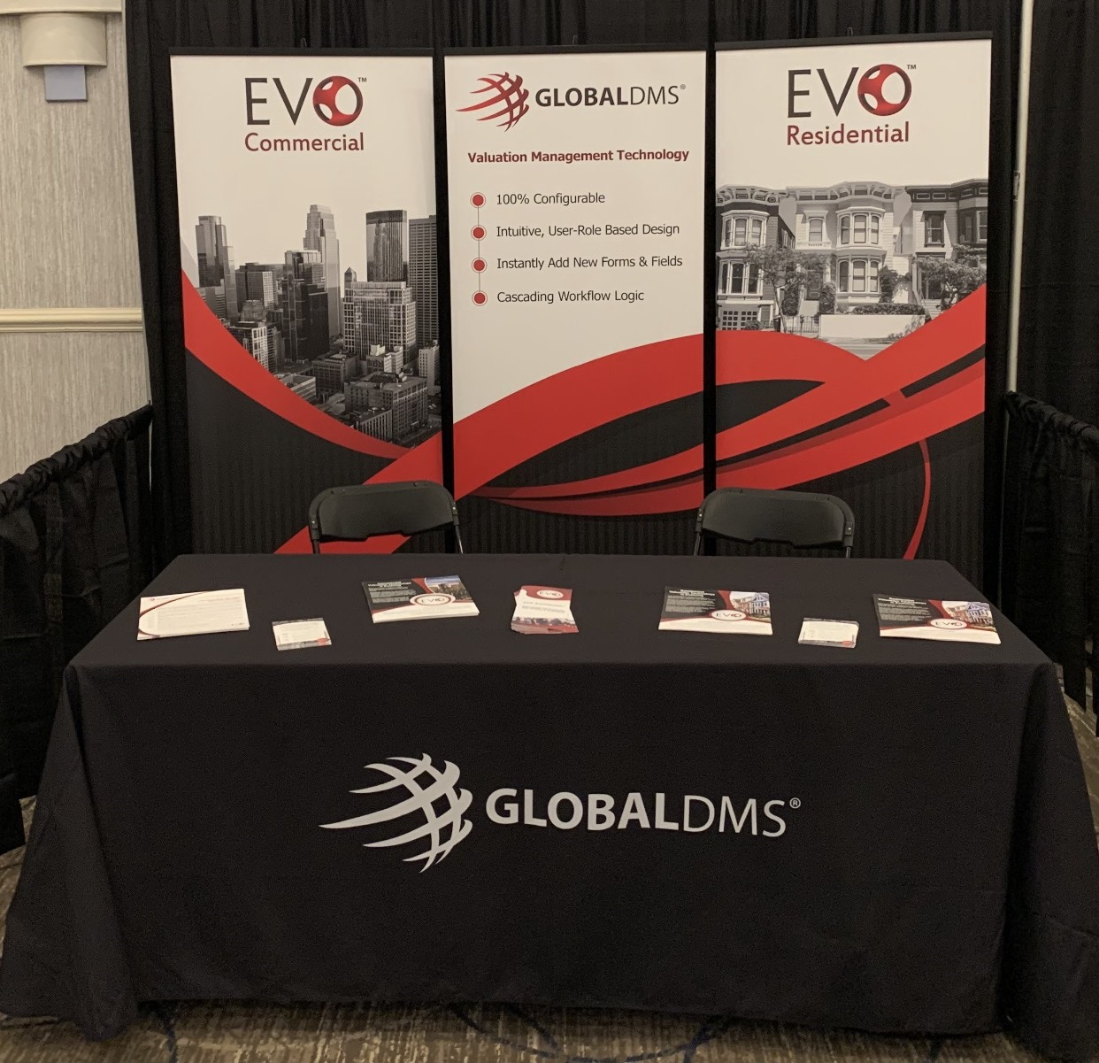 Check In w/ Global DMS at Valuation Expo & See Our Demo of EVO