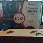 EVO-C Booth