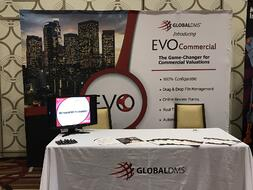 Check In w/ Global DMS at Booth 310 during the Appraisal Institute Annual Conference