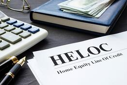 Efficient Valuations Ensure Efficient HELOCs