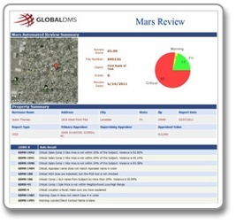 Ensure Completeness, Consistency, and Compliance via Automated Appraisal Reviews