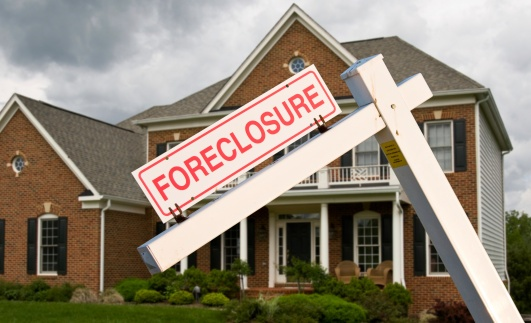 Active Foreclosures Reach Pre-Crisis Levels; Hit 9-Year Low