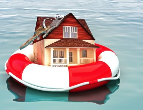 Underwater Mortgages Continue to Decline