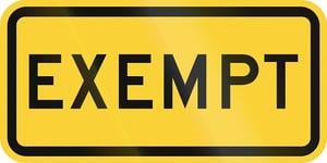 BCFP Issues Statement that Details HMDA Exemptions