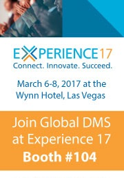 Catch Up w/ Global DMS at Booth 104 during the Ellie Mae Experience